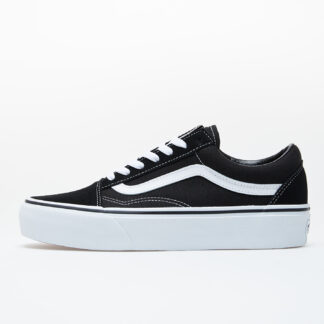 Vans Old Skool Platform Black/ White VN0A3B3UY281