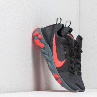 Nike W React Element 55 Black/ Solar Red-Cool Grey BQ2728-002