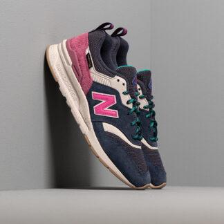 New Balance 997 Navy/ Pink CW997HOC