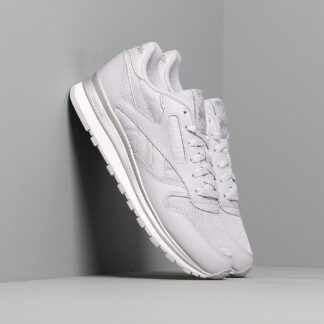 Reebok Classic Leather Sterling Grey/ Silver Metalic/ White EG6323