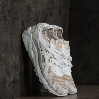 Asics Gel-Kayano Trainer Knit White/ White HN7R0 0101