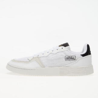 adidas Supercourt Ftw White/ Ftw White/ Core Black EF5880
