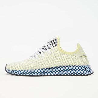 adidas Deerupt Runner Yellow Tint/ Ftw White/ Legend Marine EF5377