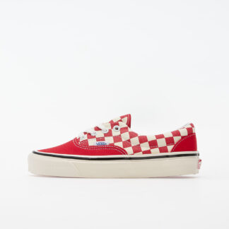 Vans Era 95 DX (Anaheim Factory) Og Red/ Og White/ Checkerboard VN0A2RR1X7X1