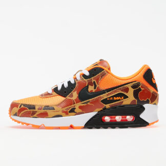 Nike Air Max 90 SP Total Orange/ Black CW4039-800