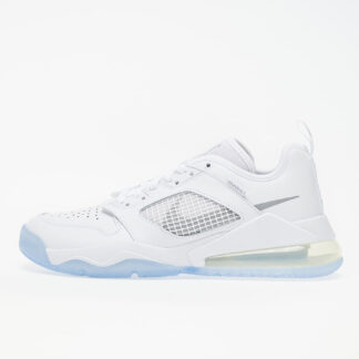 Jordan Mars 270 Low White/ Metallic Silver-White CK1196-100