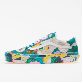 KENZO x Vans OG Old Skool LX Floral Yellow/ True White PFA52SN601F87.39