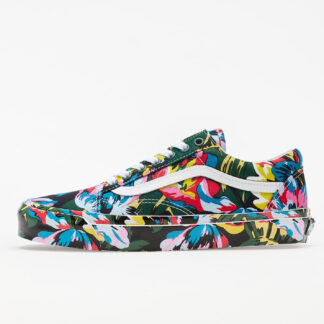 KENZO x Vans Old Skool LX Floral Green/ True White PFA52SN601F87.99