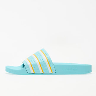 adidas Adilette Blue Zest/ Ftwr White/ Wonder Glow FU9895