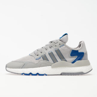 adidas Nite Jogger Grey Two/ Grey Three/ Collegiate Royal FW2056