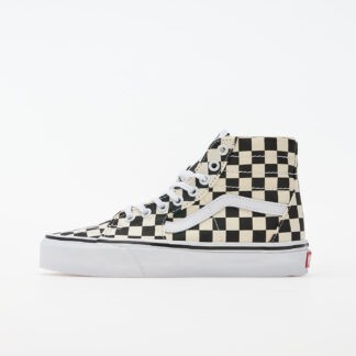 Vans Sk8-Hi Tapered (Checkerboard) Black/ True White VN0A4U165GU1