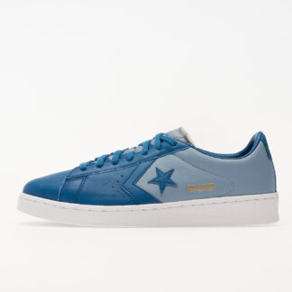 Converse Pro Leather OX Court Blue/ Blue Slate/ White 167818C