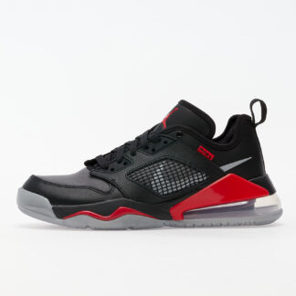 Jordan Mars 270 Low Black/ Metallic Silver-University Red CK1196-001