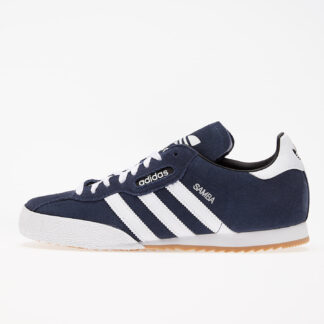 adidas Samba Super Suede Navy/ Footwear White 019332