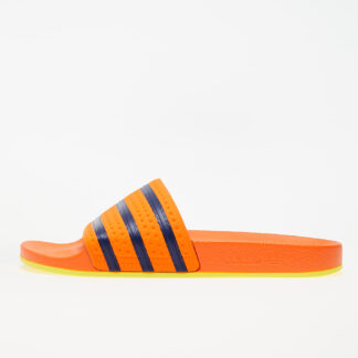 adidas Adilette Trace Orange/ Hi-Res Orange/ Dark Blue EG8806