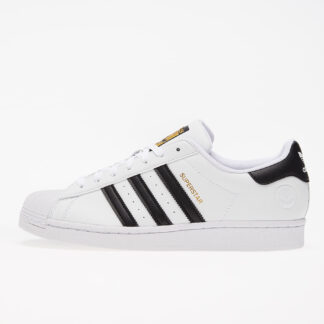 adidas Superstar Vegan Ftw White/ Core Black/ Green FW2295