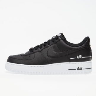 Air Force 1 '07 Lv8 3 Black/ Black-White CJ1379-001