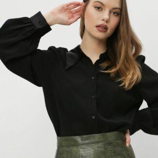 Vero Moda černá košile Coco