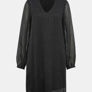 Vero Moda černé šaty Doria