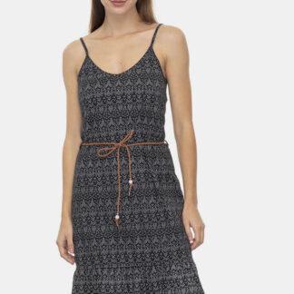 Ragwear černé šaty Entie