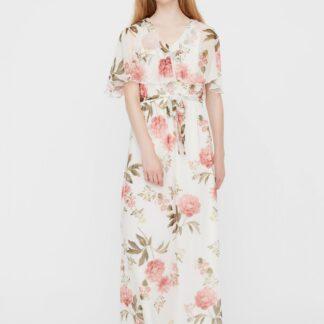 Vero Moda květované maxi šaty Lucca