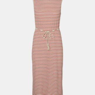 Vero Moda pruhované šaty Oya