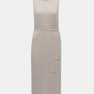 Vero Moda pudrové šaty Oya