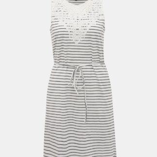 Vero Moda pruhované šaty Hela
