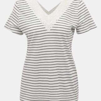 Vero Moda pruhované tričko Hela