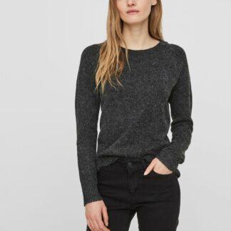 Vero Moda černý svetr Doffy