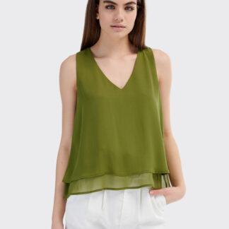 Alcott zelený dámský top