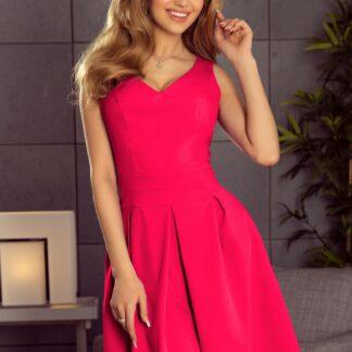 Numoco růžové šaty
