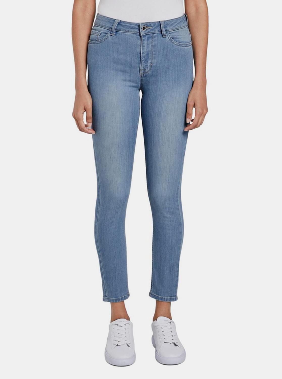 Tom Tailor modré džíny Skinny Fit
