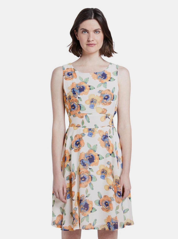 Tom Tailor květované šaty