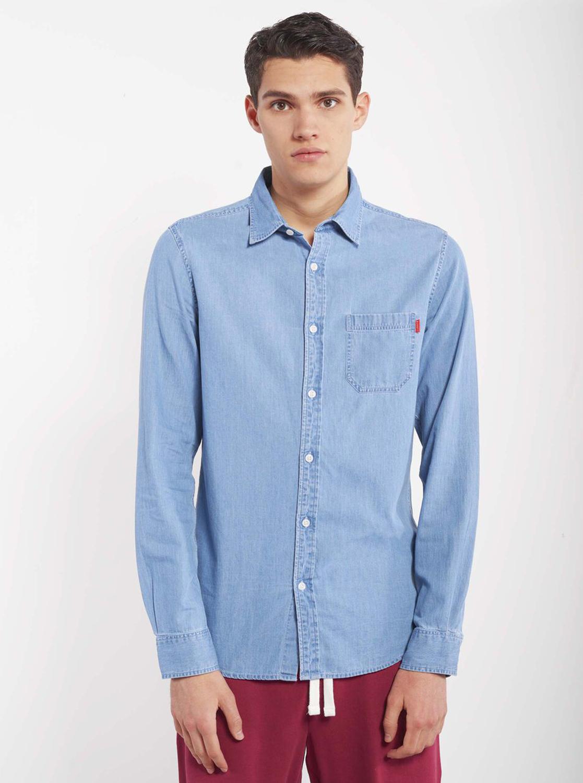 Alcott pánská džínsová košile