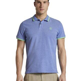 Tom Tailor modré pánské tričko