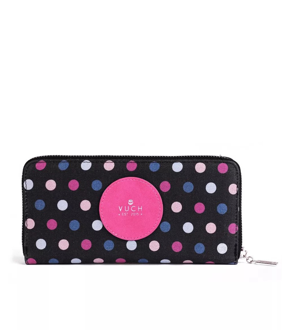 Vuch puntíkovaná peněženka Attractive Ania