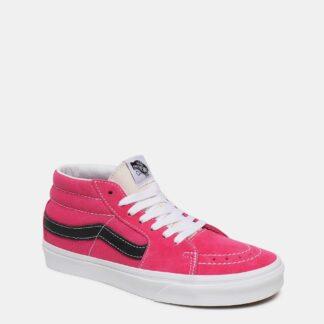 Vans semišové tmavě ružové dámské tenisky