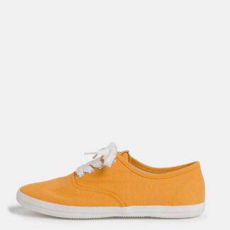 Tamaris žluté tenisky