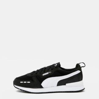 Puma černo-bílé pánské tenisky