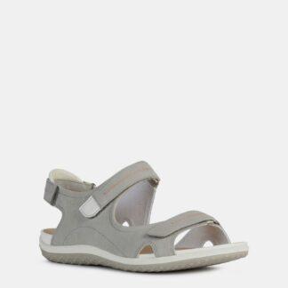 Geox šedé dámské sandály Vega