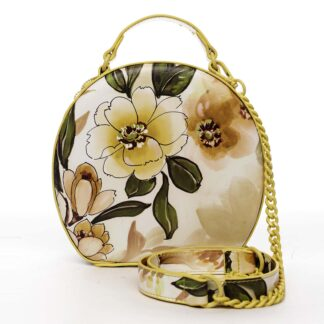 Dámská kabelka žlutá - DIANA & CO Liliána žlutá