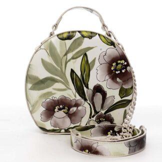 Dámská kabelka béžová - DIANA & CO Liliána béžová