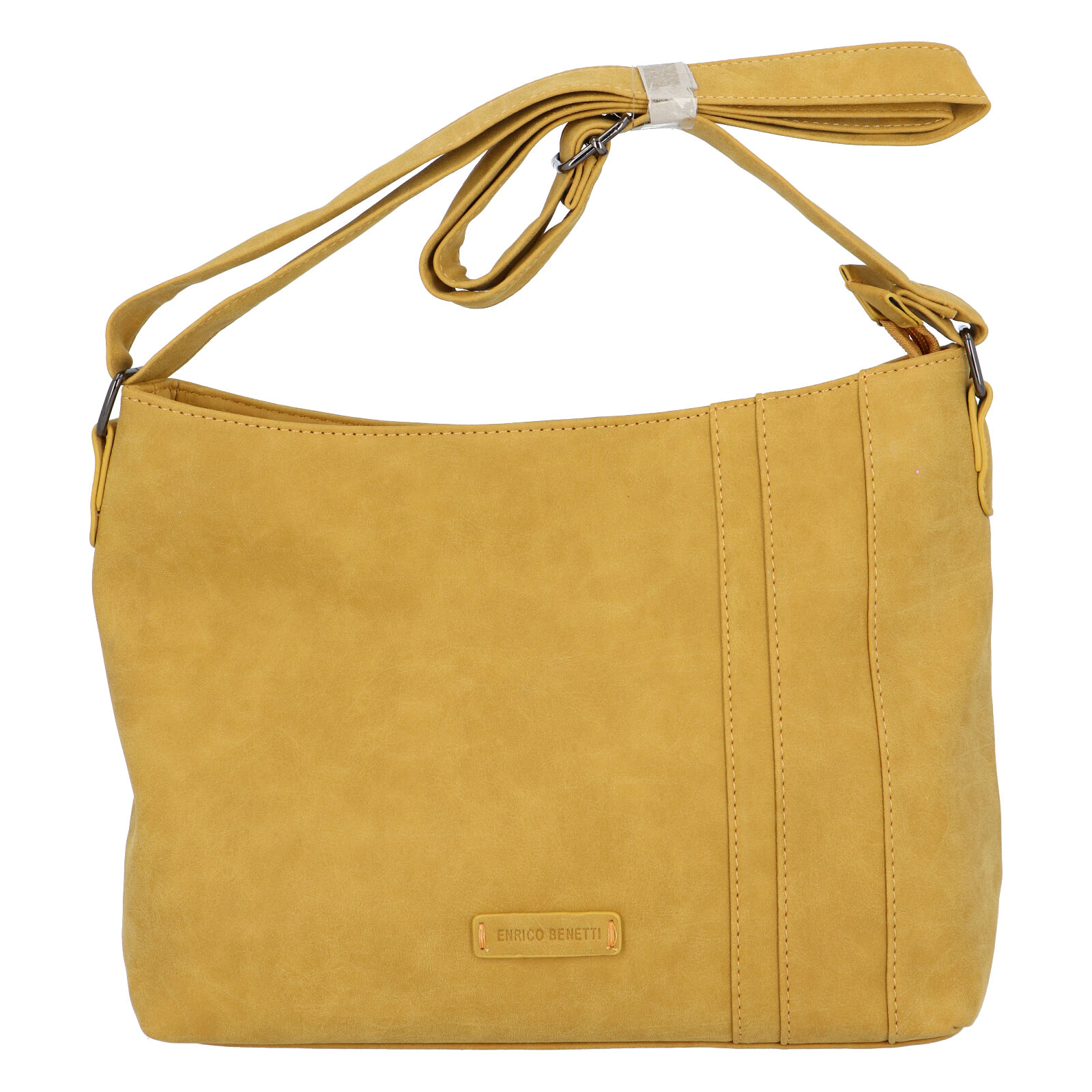 Dámská crossbody kabelka žlutá - Enrico Benetti Marina žlutá
