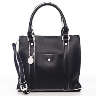 Dámská kabelka černá - DIANA & CO Cerendia černá