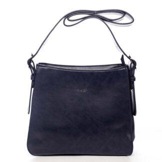 Dámská kabelka přes rameno tmavě modrá - DIANA & CO Jiansis modrá