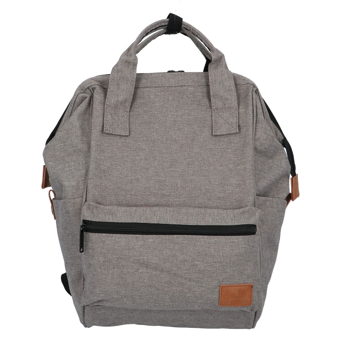 Látkový batoh šedý - New Rebels Cody šedá