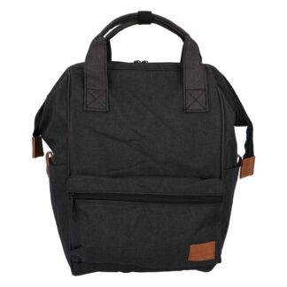 Látkový batoh černý - New Rebels Cody černá