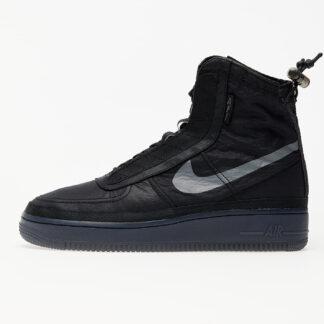 Nike W Air Force 1 Shell Black/ Dark Grey-Black BQ6096-001