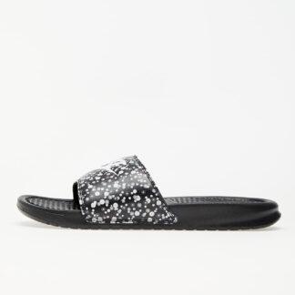 Nike Wmns Benassi JDI Print Black/ White-Black 618919-035